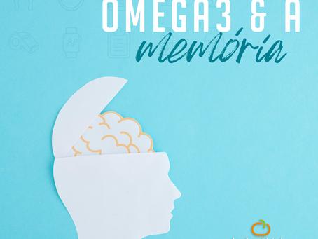 Ômega 3 e a memória