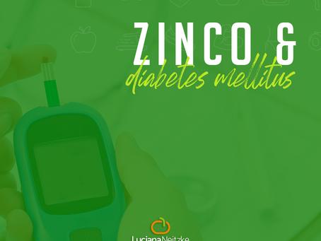 Zinco e diabetes mellitus
