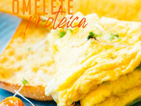 Omelete Proteica