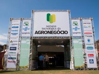 Semana Tecnológica do Agronegócio será realizada em Santa Teresa em Agosto