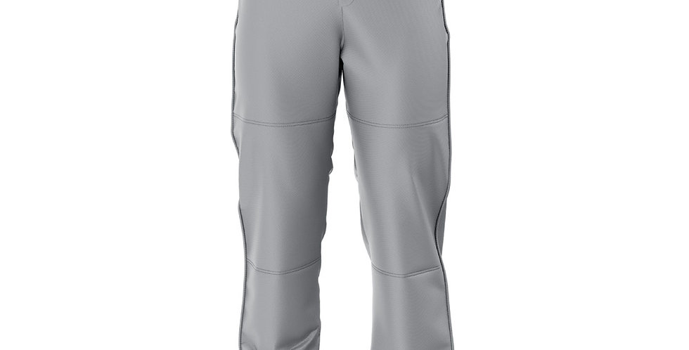 Baseball  Pants Grey