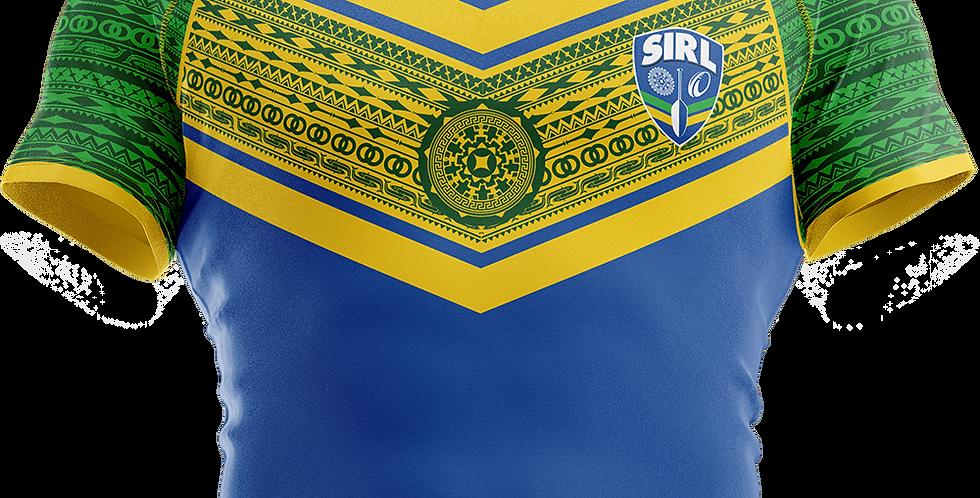 Jersey Solomon Islands Rugby League