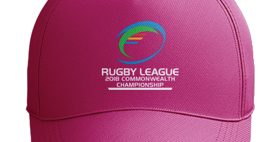 Cap - Commonwealth Champions League  Pink