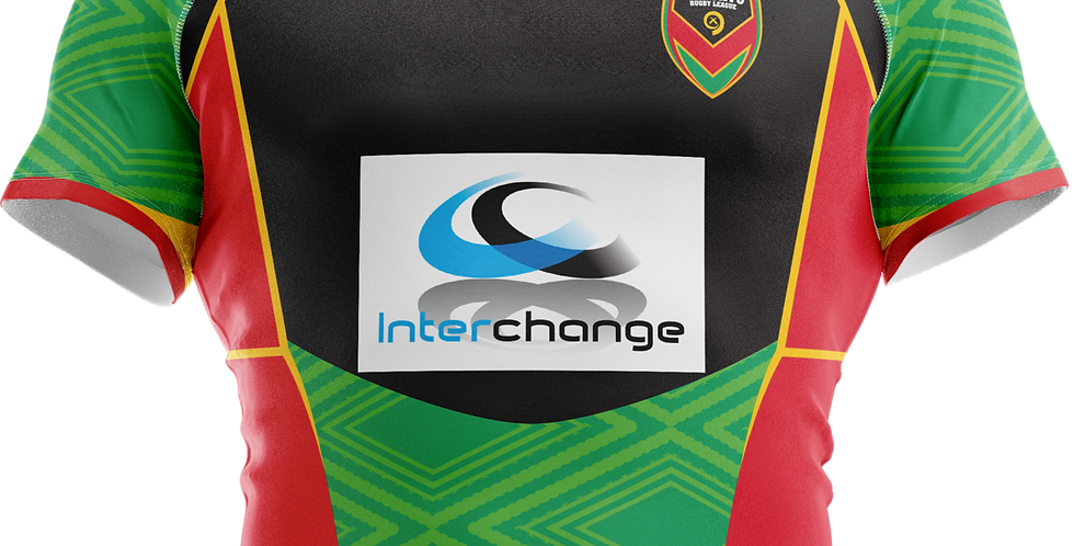 Vanuatu Rugby League Jersey