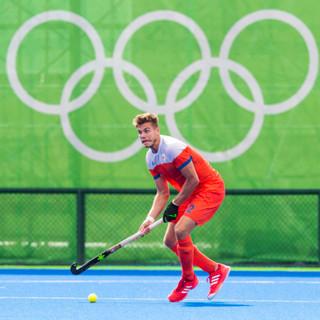 Olympische kwalificatie hockey heren