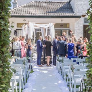 Bruiloft B&V
