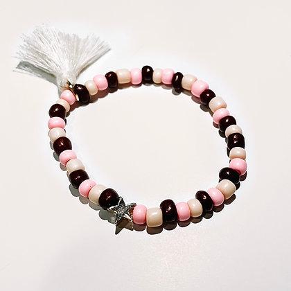 """""""Star Girl"""" Tassel Bracelet"""