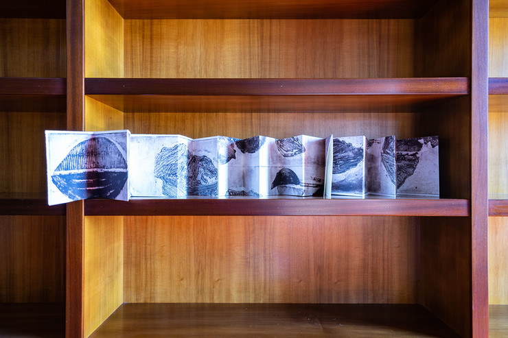 Valentina Burel, Lucia Zavatta, libri d'artista, 2019, dimensioni variabili, courtesy l'artista, credit Federico Rinaldi