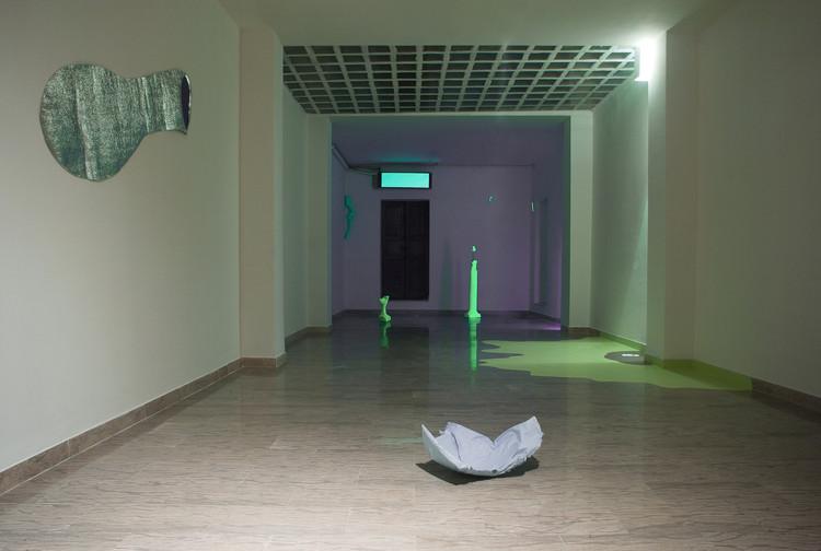 Installation view, credit Federico Rinaldi