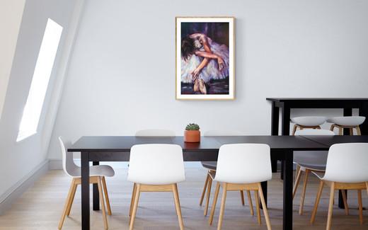Ballerina-oil-painting-canvas