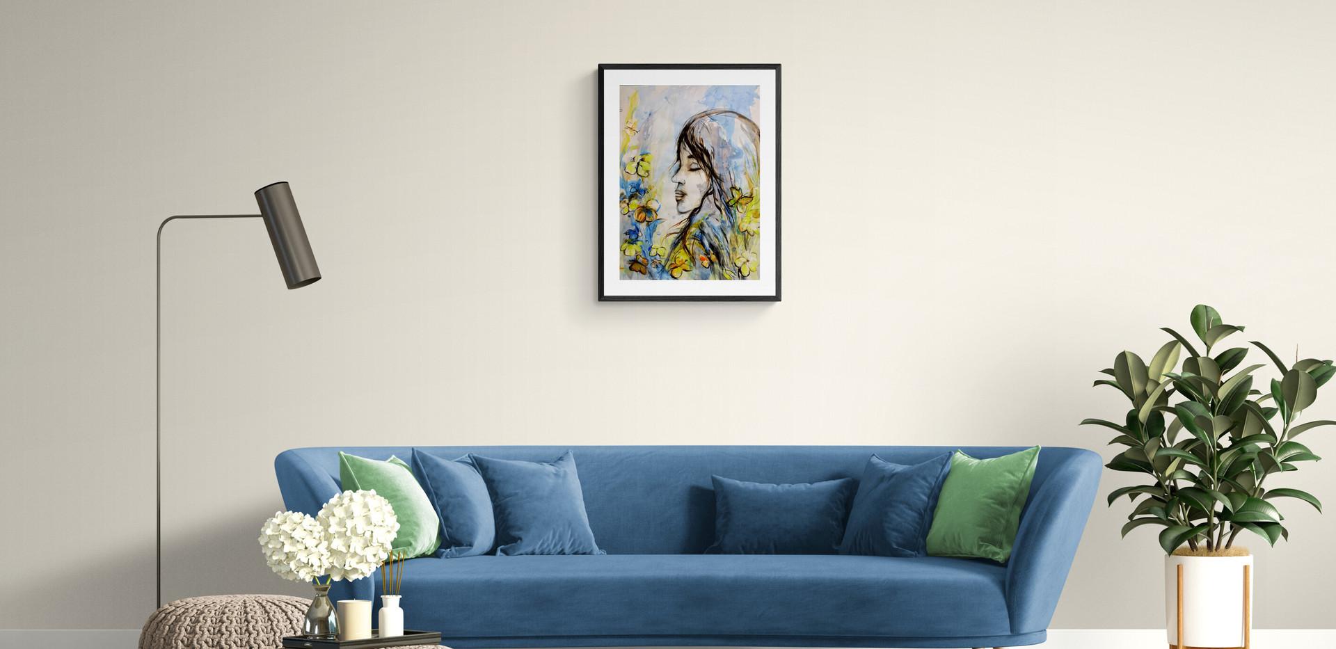 acrylic-painting-original-portrait-woman-jenie-gospodinova