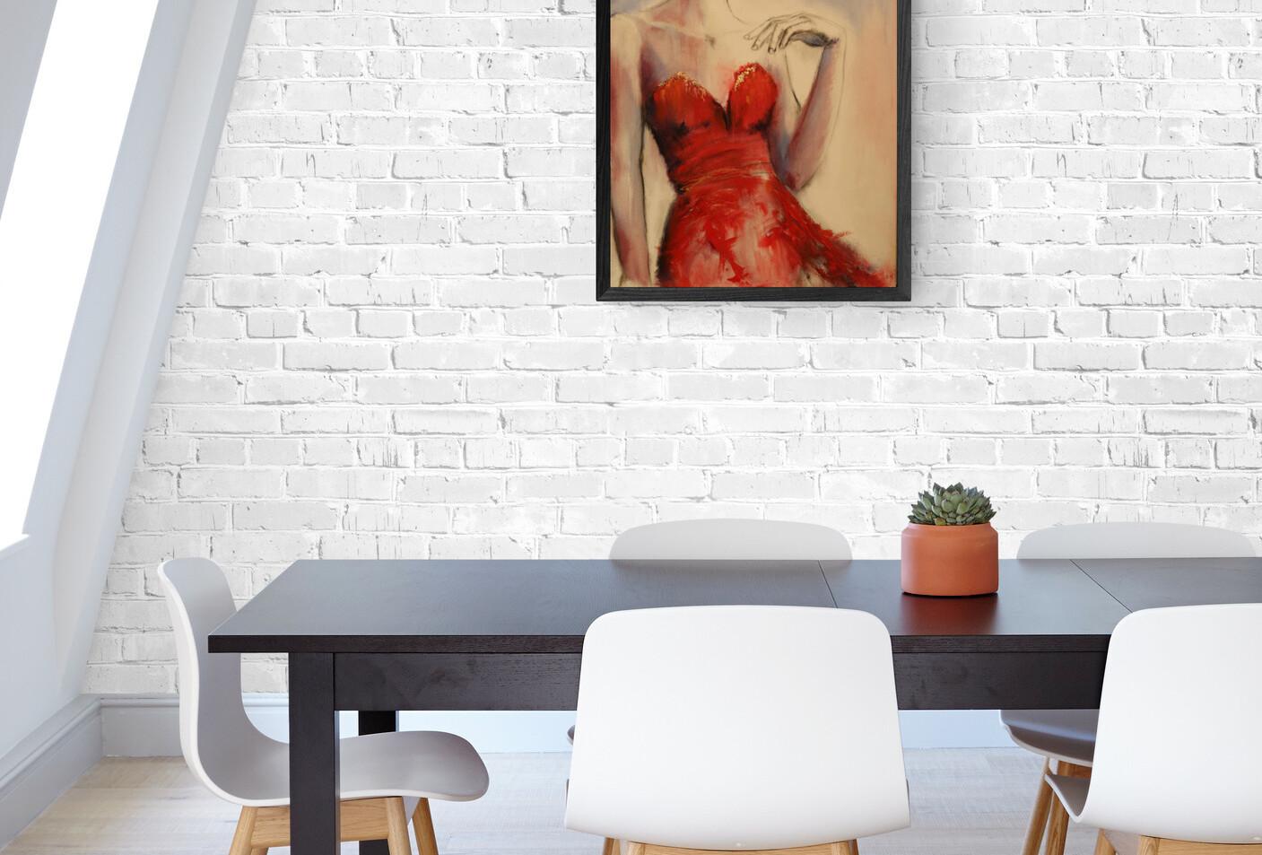 oil-painting-canvas-woman-red-canvas-jenie-gospodinova