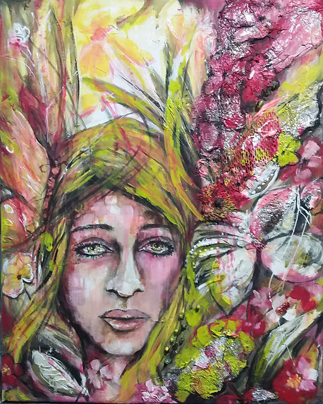 modern colorful paintings to sale