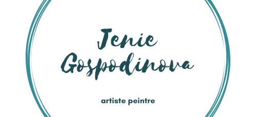 Logo-artiste-painter-Jenie Gospodinova