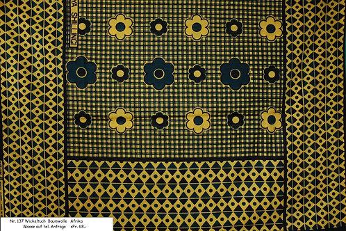 Wickeltuch Baumwolle Nr. 137