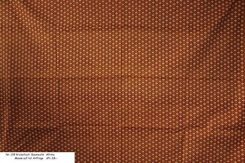 Wickeltuch Baumwolle Nr. 138