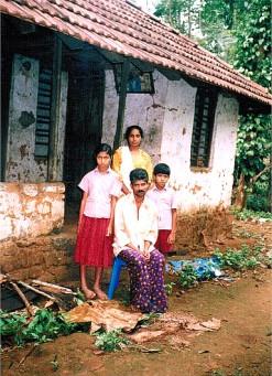 Patenschaftsvermittlungen an verarmte Familien und alleinstehende Frauen