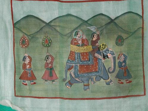 Wandbehang Nr. 126-1