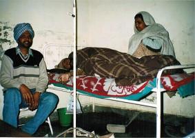 Medizinische Unterstützung und Nothilfe