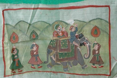 Wandbehang Nr. 126-2