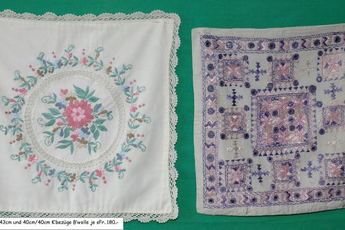 Kissenbezüge Baumwolle Nr. 093