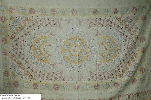 Bettüberwurf Baumwolle Nr. 192
