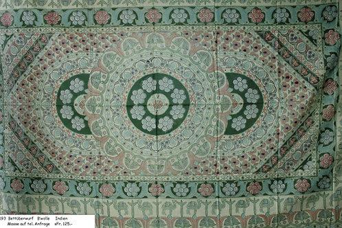 Bettüberwurf Baumwolle Nr. 193