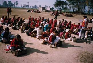 Dorfschule in Singhan-Wala
