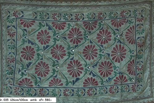 Wandbehang antik Nr. 035