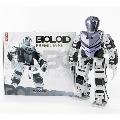 Bioloid機器人豪華版