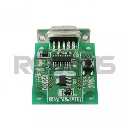 ZIG2Serial 訊號轉換板