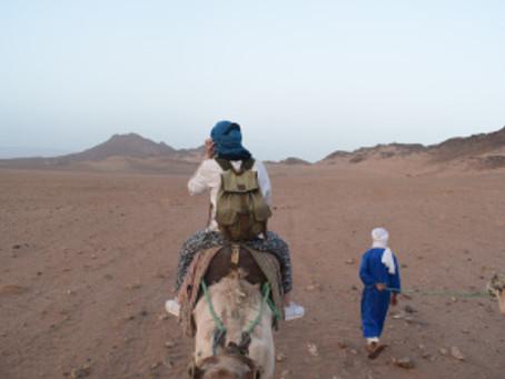 The Sahara Adventure day2