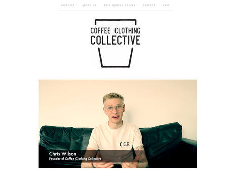 In Review + reflections – Coffee Clothing Collective