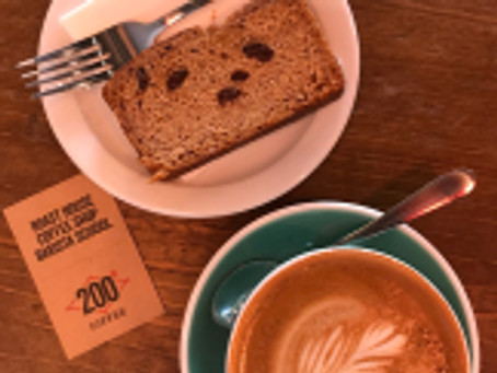In Review – 200 Degrees Coffee