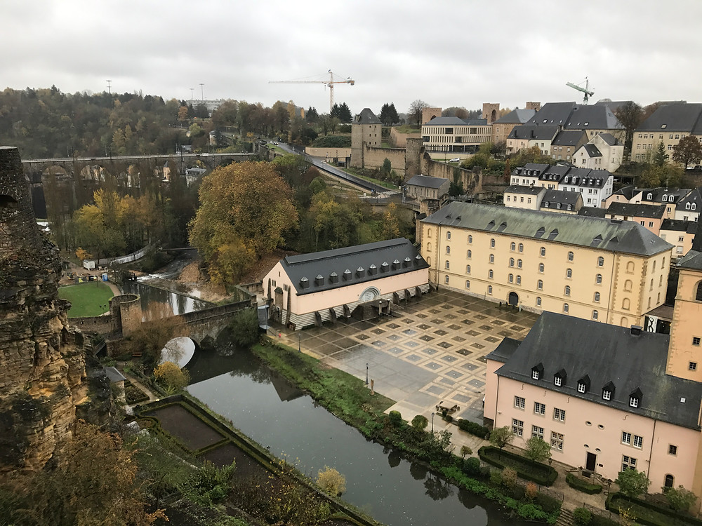 Luxembourg's Gronn District