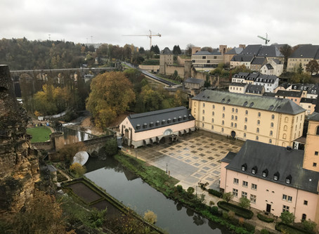 City Guide – Luxembourg City