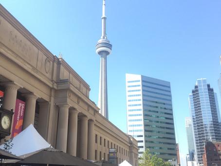 Torontos as hot as it looks…