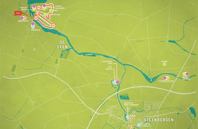 WBWL-Explorer Peerdrops Ontdek de West Brabantse Waterlinie App