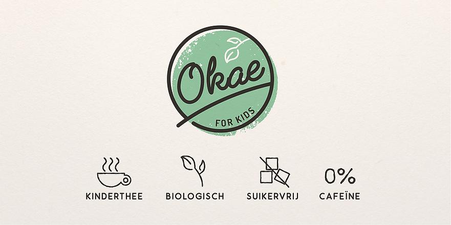 Logo Okae for Kids