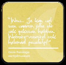 Quote Oertijdmuseum Peerdrops