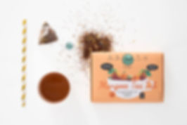 Mangoes Tea Tub Okae for Kids thee biologisch cafeinevrij suikervrij