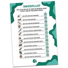 Inkooplijst Dinoshop