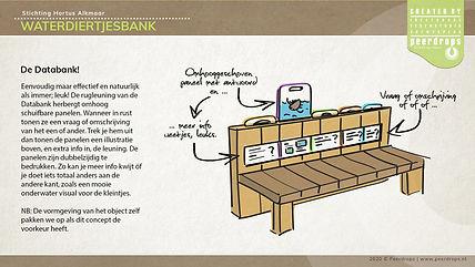 Hortus Alkmaar Educatieve objecten Peerdrops Rotterdam Composthoop bodemdieren waterdieren waterdiertjes sloot natuureducatie botanische tuin Peerdrops