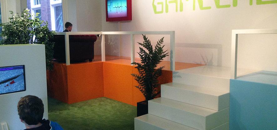 Gamelab Gamelab Science Centre Delft Peerdrops