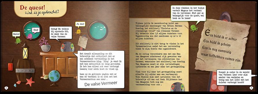 Magnus Museum Mysteries Vermeer Centrum