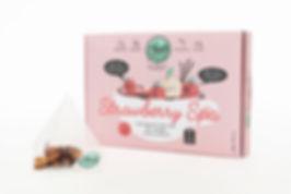 Okae for Kids Strawberry Spa thee
