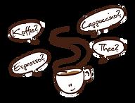 koffie peerdrops