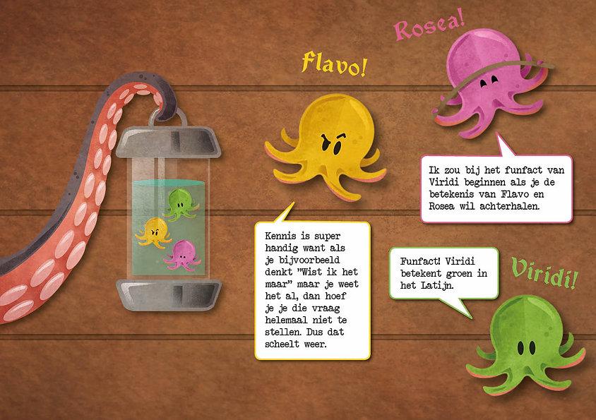 Micromeester Magnus Museum Mysteries Peerdrops