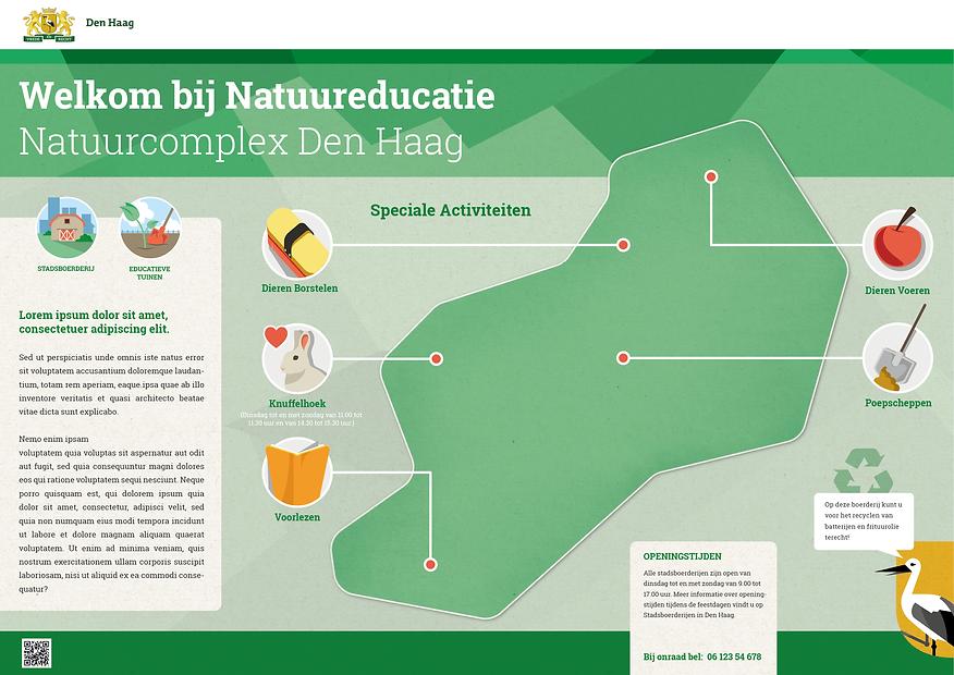 Gemeente Den Haag 100 jaar NME Stadsboerderijen en educatieve tuinen