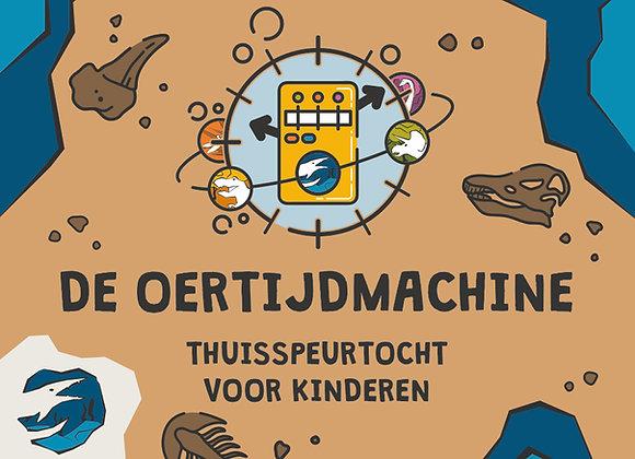 De Oertijdmachine. Thuisspeurtocht voor kinderen.